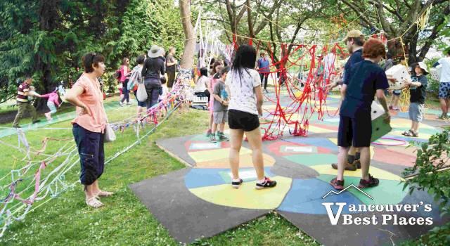 Life Size Games at VICF