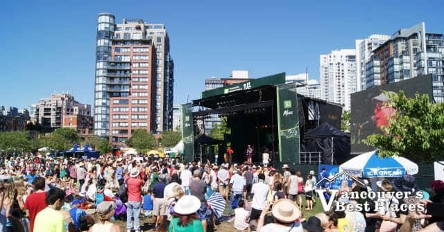Jazz Festival at David Lam