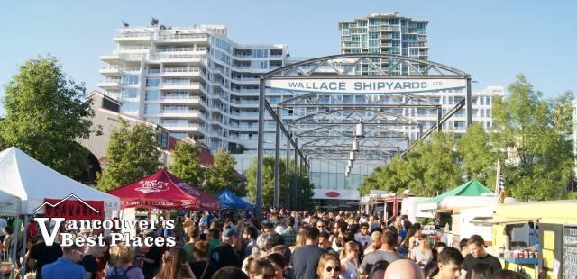 Shipyard Night Market