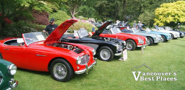 VanDusen British Cars