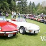 VanDusen Classic Car Meet