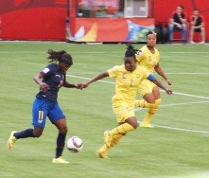 Handholding at FIFA Soccer