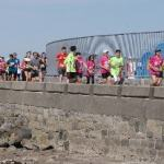 Scotiabank 5K Run Along Stanley Park Seawall