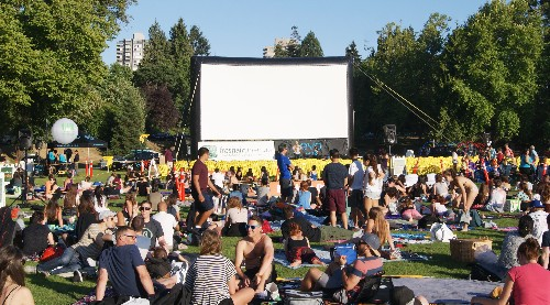 Stanley Park Cinema