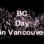 BC Day in Vancouver