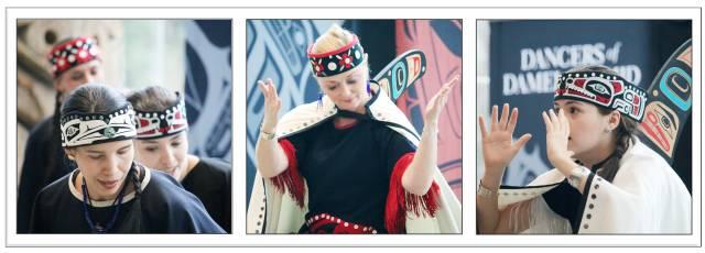 Dancers of Damelahamid