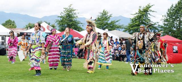 First Nations at Chilliwack Powwow