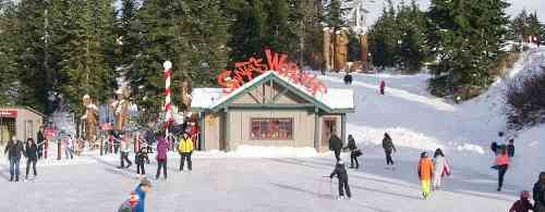 Grouse Mountain by Peak Chalet