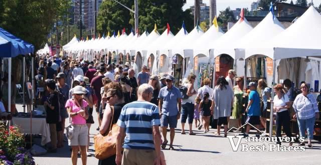 Harmony Arts Art Market