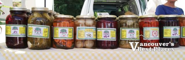 Preserves at Trout Lake Farmers Market