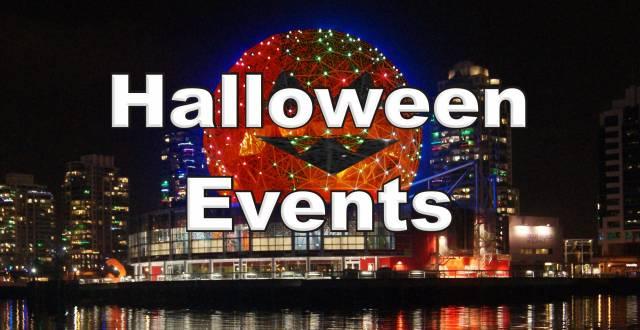 Vancouver Halloween Events