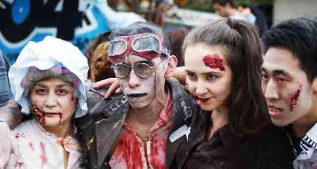 Zombie Friends
