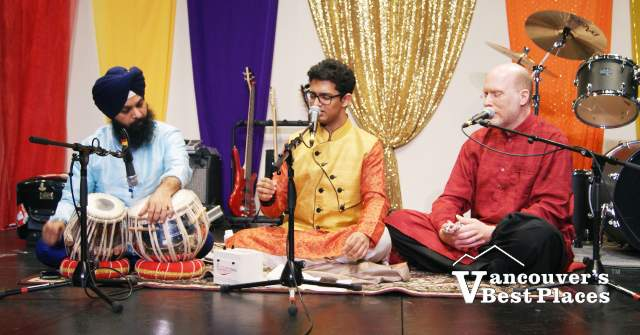 East Indian Performance at Diwalifest