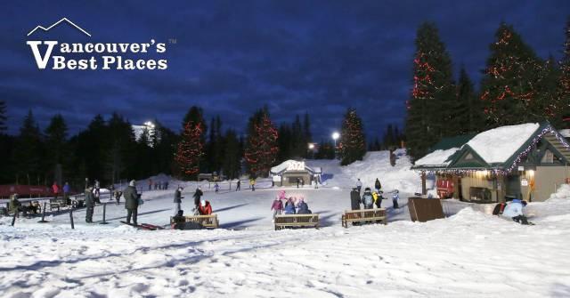 North Van Christmas Attractions