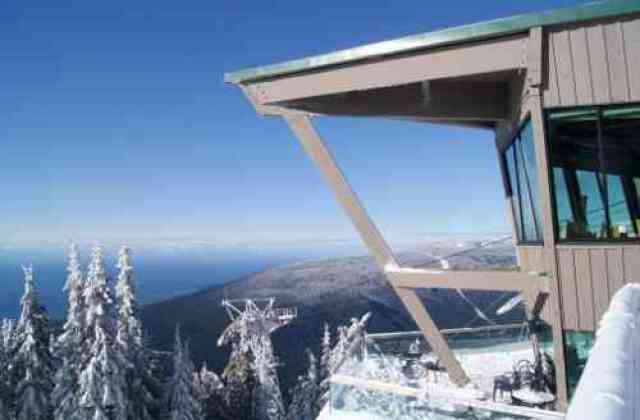 Observatory Restaurant at Grouse