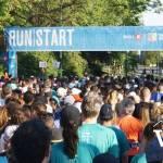 BMO Marathon Starting Line