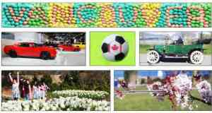 Easter Weekend Collage