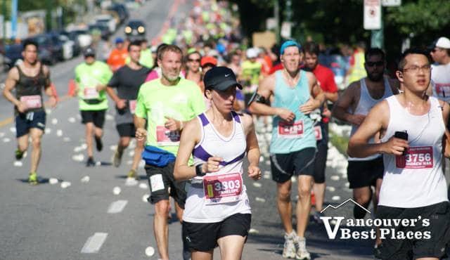 Scotiabank Half Marathon Runners