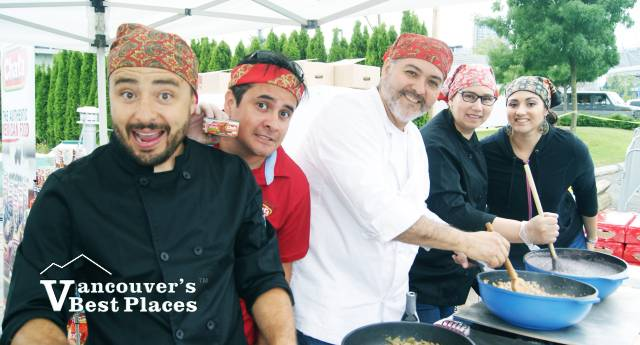 Mexican Cooking at Carnaval del Sol