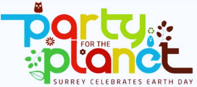 Surrey's Party for the Planet
