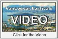 Vancouver Festivals Video