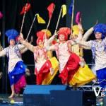 Dancers at Bhangra Festival