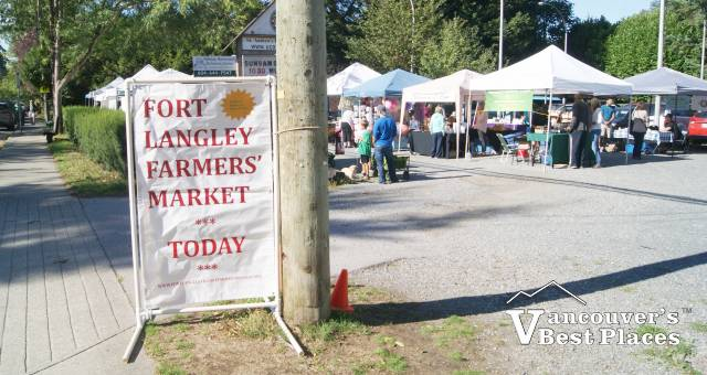 Fort Langley Farmers Market