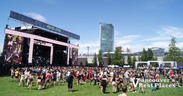 Holland Park at FVDED