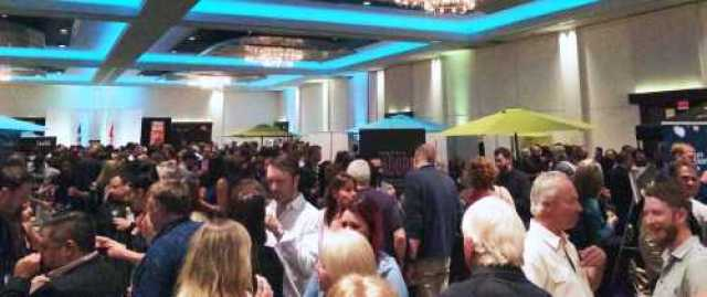 Tequila Expo at the Hyatt