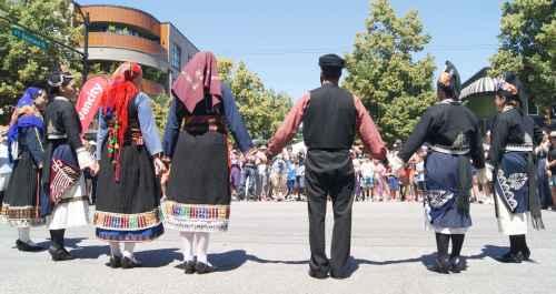 Greek Day on Broadway