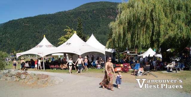 Arts Festival at Harrison Hot Springs