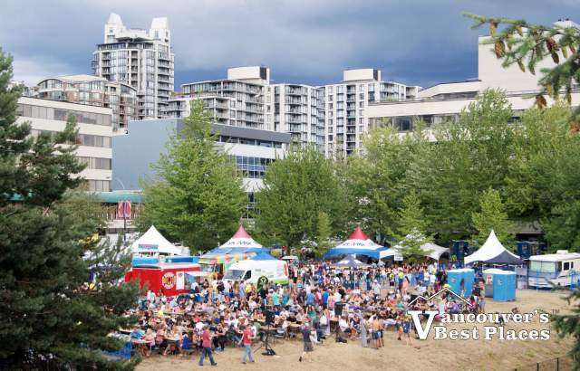 Caribbean Days in North Vancouver