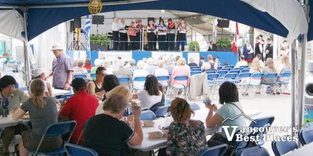 Greek Summerfest in Vancouver
