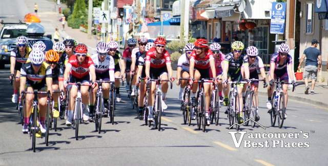 Tour de White Rock