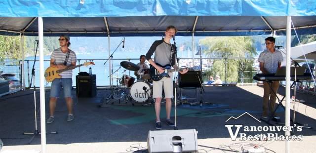 Deep Cove Daze Band