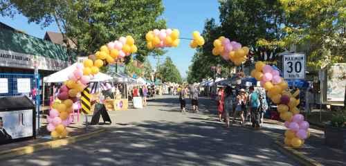 Langley Arts Alive Festival
