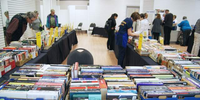 Rotary Used Book Sale