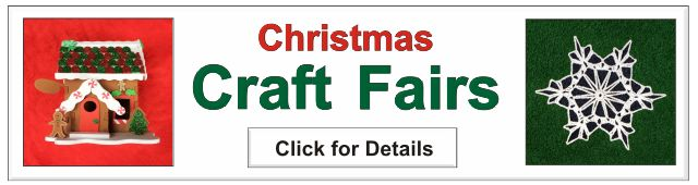 Craft Fairs Surrey