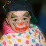 Clown Costume Girl (L)