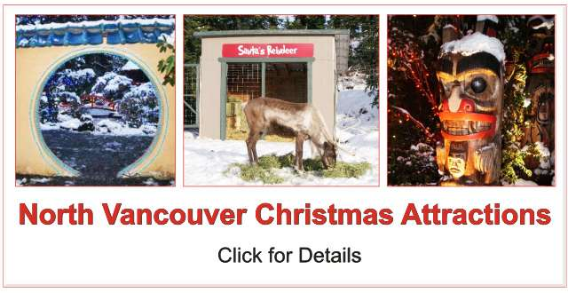 North Shore Christmas Activities
