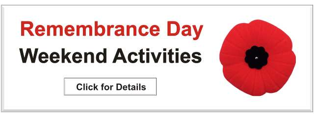 Remembrance Day Activities