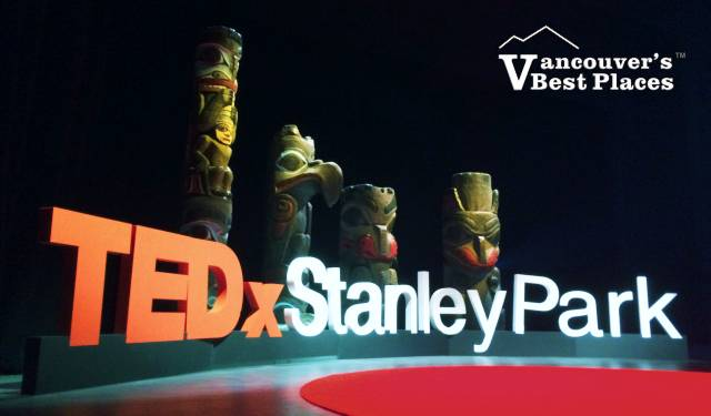 TEDxStanleyPark Stage