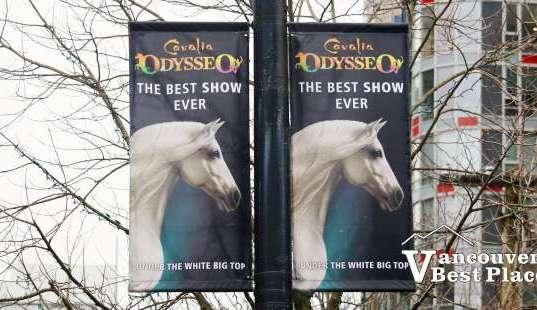 Cavalia Odysseo Signs
