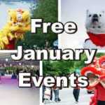 Free Events in January