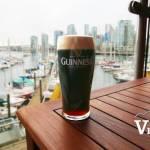Irish Beer on the Mahony & Sons Patio