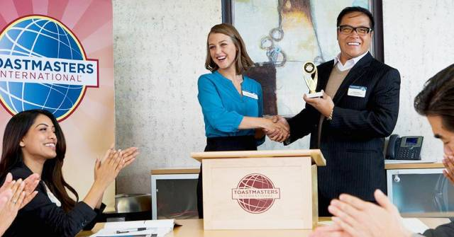 Toastmasters Meeting Speakers