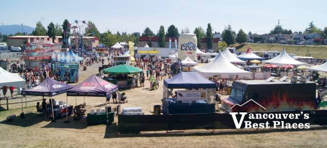 Abbotsford Agrifair Midway