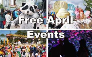 Free April Events in Vancouver