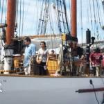 Ships to Shore Sailing Boat
