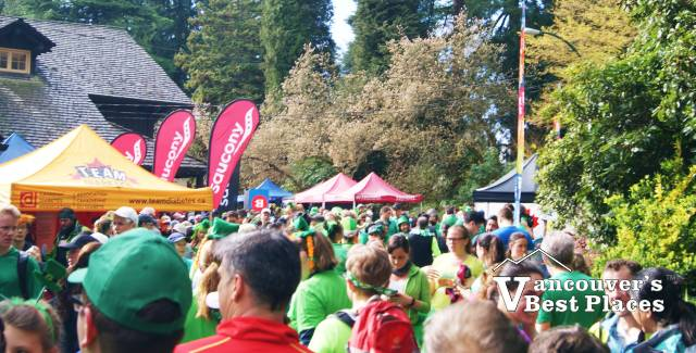 St. Patrick's Post-Run Party